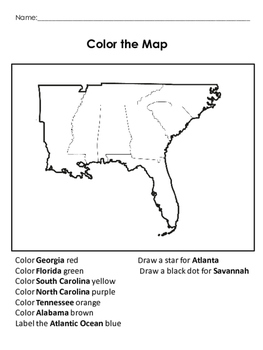Reading: Georgia