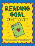Reading Goal {A Craftivity}