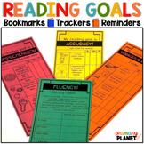 Reading Goal Reminder Checklist Bookmarks
