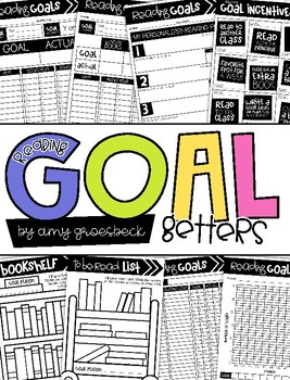 Reading Goal Getters