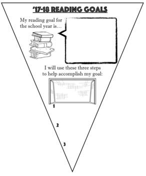 Reading Goal Pendant [EDITABLE]