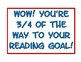 """Reading Goal Roundup"" Western Themed Bulletin Board Set"