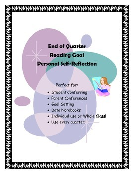 Reading Goal Self-Reflection