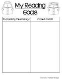 Reading Goal Sheet