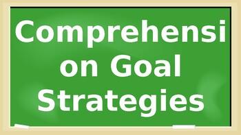 Reading Goal Strategies