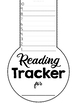 Reading Goal Tracker Thermometer