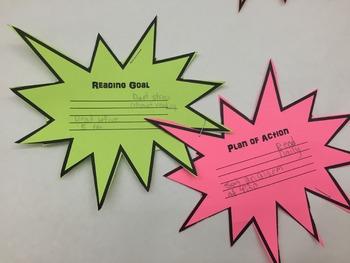 Reading Goals & Action Plans