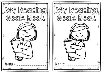 Reading Goals Book