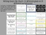 Reading Goals Clip Chart