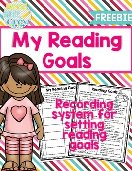 Reading Goals {FREEBIE}