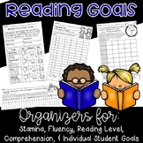 Reading Goals: Fluency, Stamina, Level, Comprehension, Individual Needs
