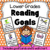 Reading Goals - Lower Grades