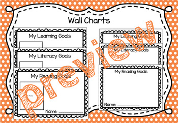 Reading Goals - Lower Grades