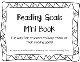 Reading Goals Mini-Book