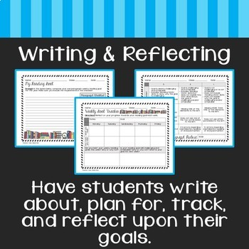 Reading Goals: Set, Track, and Reflect upon Personal Reading Goals