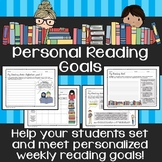 Reading Goals: Set, Track, and Reflect upon Personal Readi