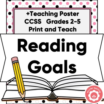 Reading Goals: I CAN...