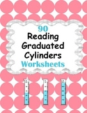 Reading Graduated Cylinders Worksheets