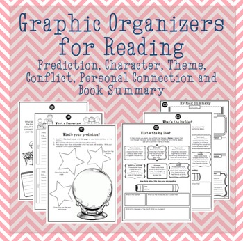Reading Graphic Organisers