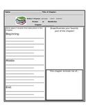 Main Idea, Folk Tales, & Chapter Books: Graphic Organizers