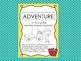 Reading Graphic Organizer Bundle {3 products - Adventure,