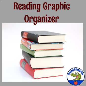 Reading Graphic Organizer - I Saw...I Thought