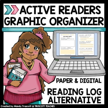 Reading Graphic Organizer for Any Piece of Fiction