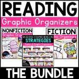 Reading Graphic Organizers: Fiction, Nonfiction & Strategi