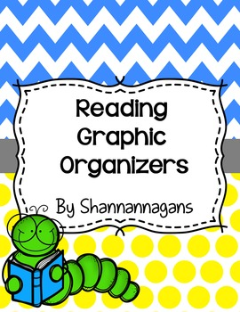 Reading Graphic Organizers (Free Updates!)