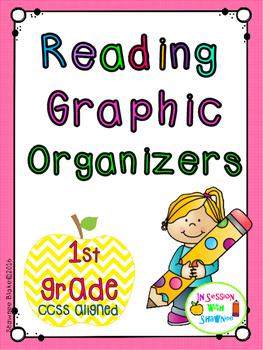 Reading Graphic Organizers II