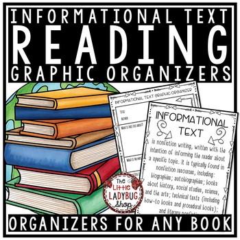Reading Informational Text 3rd Grade, 4th Grade, 5th Grade