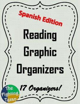 Spanish Reading Graphic Organizers