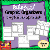 Reading Graphic Organizers in English and Spanish Grades 2-4