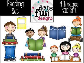Reading Graphics Set