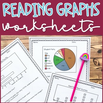 Reading Graphs Worksheets