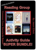 Reading Group Activity guide Bundle