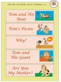 Reading Group Books - Five Level 1 Stories