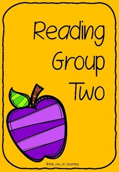 Reading Group Covers