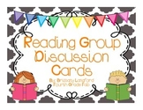 Reading Group Discussion Cards