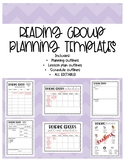 Reading Group Editable Templates