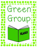 Reading Group Folder Covers
