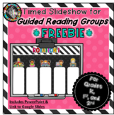 Reading Group Managment PowerPoint FREEBIE
