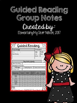 Reading Group Notes