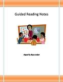 Reading Group Planning Sheet