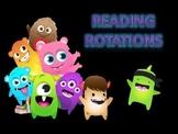 Reading Group Rotation- Class dojo