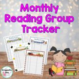 Reading Group Tracker