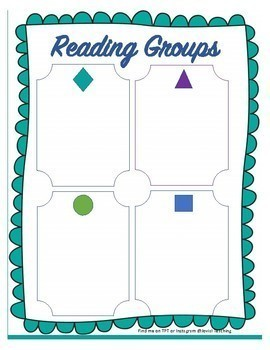 Journeys Leveled Readers Group Labels Resources- ALL GRADES!