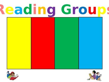 Reading Group chart