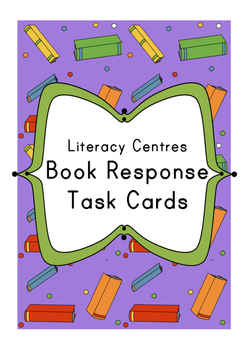 Reading Groups Activity Task Cards