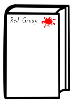 Reading Groups - Colour books